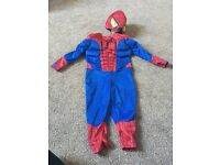 Spider-Man costume 2-3 years Old