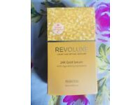 Revoluxe 24k Gold Serum Luxury age defying skincare