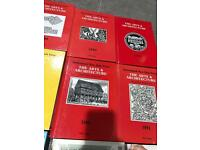 "Bundle 11 books. ""Rare book price"""
