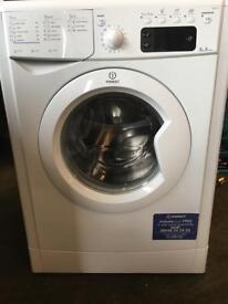 Indesit washing machine 8kg
