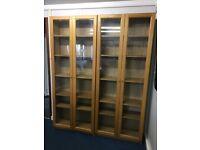Bookshelves / cabinets