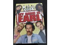 MY NAME IS EARL - DVD SEASON 3 (UNOPENED)
