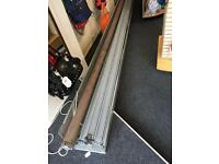 18.5 foot shop front electric shutter