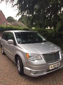 Chrysler Grand Voyager 2.8 CRD 25TH ANNIVERSARY LIMITED EDITION 2009