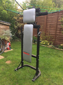 York B500 Folding Weight Bench EXCELLENT CONDITION