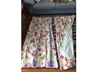 Kids Curtains (blackout), lovely fishy design and v nice quality.