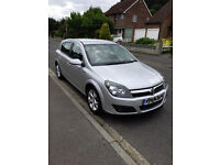 2006 VAUXHALL ASTRA 1.6 SXI Twinport 5dr Hatchback