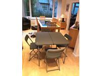 Vango table and chairs