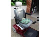 Sturdy Days Strider MX4 Mobility scooter for sale, in good working order