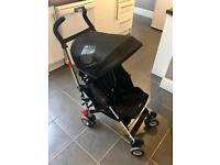 Maclaren Triumph BMW Black Buggy/stroller- used,nearly new condition