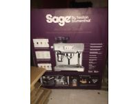 Blumenthal SES990BSS Brand new sealed the latest sage touch screen coffee machine .