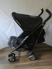 SUPER RARE Maclaren Carbon And Leather Pushchair