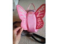 LittleLife toddler butterfly rucksack/backpack