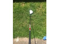 Taylormade Rs11 driver GOOD CONDITION, REGULAR SHAFT, NEW GRIP, ADJUSTABLE LOFT AND FACE ANGLE. £75