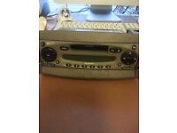 Fiat Multipla Radio/Cassette