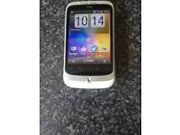 HTC mobile phone good condition
