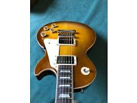 Gibson les Paul standard - bare knuckle pickups - 50s mods
