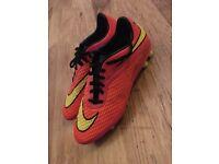 Hyper venom football boots size 8