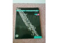 Boosey woodwind flute sheet music book 2 with 2 CDs