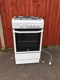 Gas cooker for sale three months old