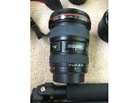 Canon EF 17-40mm F/4.0 L USM Lens *** SUPERB CONDITION ***