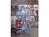 BLU RAY STEELBOOKS X 56