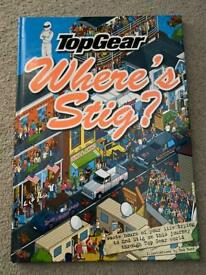 Top Gear book