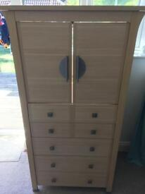 TV cabinet and drawer unit - FREE