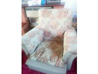 Free 3 seater and 1 seater sofas