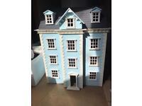 Large Georgian dollshouse