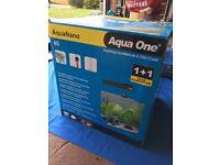 Aqua Nano Aqua One 40L Fish Tank