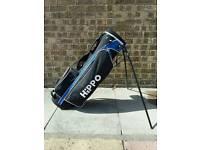 Hippo adult size golf bag