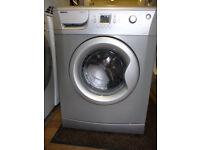 Beko Excellence Washing Machine - 7 KG - 1200 RPM - Silver
