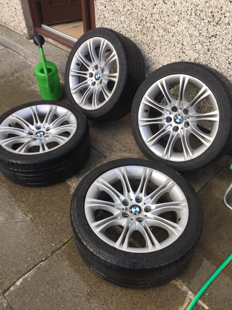 Bmw 5 series E65 alloys