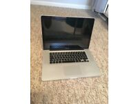 Macbook Pro 15 inch laptop Intel 2.4ghz Core 2 duo processor in full working order