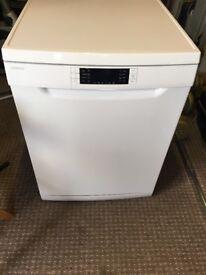 Kenwood KDW60W15 White Full Size Dishwasher