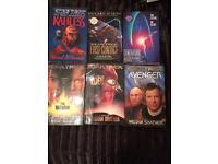 Stark Trek Novels