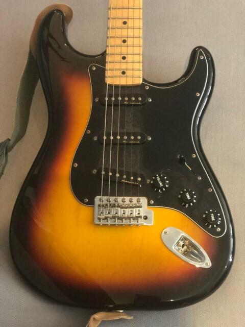 Fender Stratocaster, Noiseless pickups, Mexican | in North London, London |  Gumtree