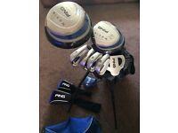 Ping Moxie Junior golf set