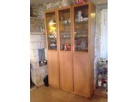 IKEA Billy/ Oxberg kitchen storage