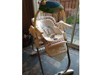 Chicco Polly Magic Highchair