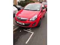 BARGAIN 2013 VAUXHALL CORSA SXI 1.2, 16V FULLY HPI CLEAR ,EXCELLENT CONDITION