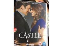 Castle Season 6. American crime drama with humour!