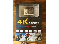 Action cam 4K fast sell
