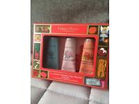 Crabtree and Evelyn Gift Set Hand Therapy