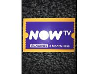 Now TV 2 Month Pass