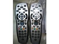Brand New Sky HD remote controls