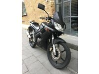 2005 Honda cbr 125cc Black - £750