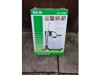 KS-16 Knapsac Sprayer 16L BNIB