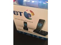 New Boxed BT 6500 Nuisance Call Blocker Twin - Digital Cordless Phone With Answering Machine
